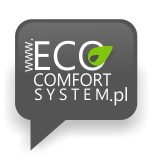 Ecocomfortsystem-ogrzewanie podłogowe, wentylacja, odkurzacz centralny.
