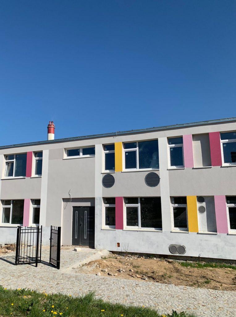 Rekuperacja przedszkola, Wałbrzych