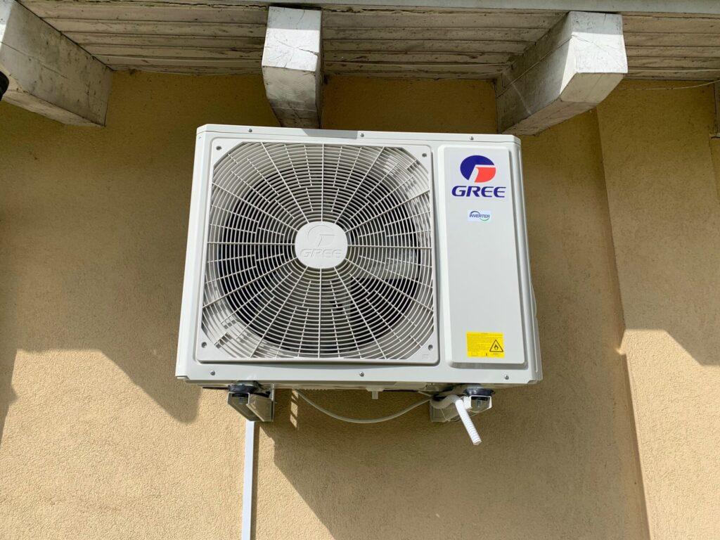 Klimatyzacja Gree Strzegom, montaż, serwis, wykonanie.