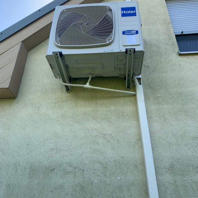 Klimatyzacja Haier Wrocław, montaż klimatyzacji.
