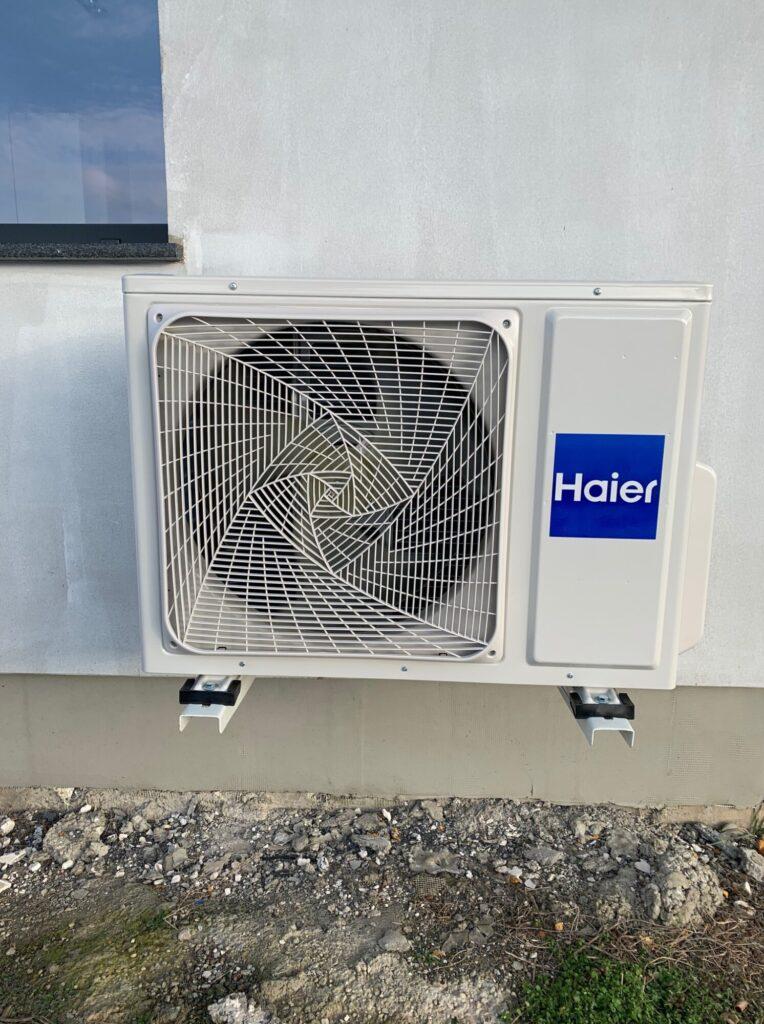 Klimatyzacja domu Jedlina-Zdrój