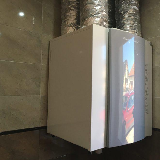 Rekuperator Brink renovent Excellent, Legnica
