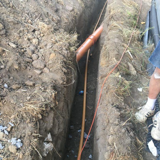 Instalacja gazowa zewnętrzna Świdnica
