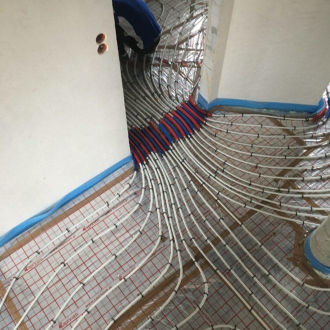 Ogrzewanie podłogowe Żarów