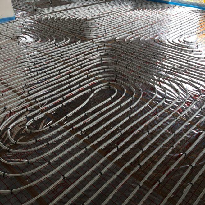 Ogrzewanie podłogowe Kobierzyce