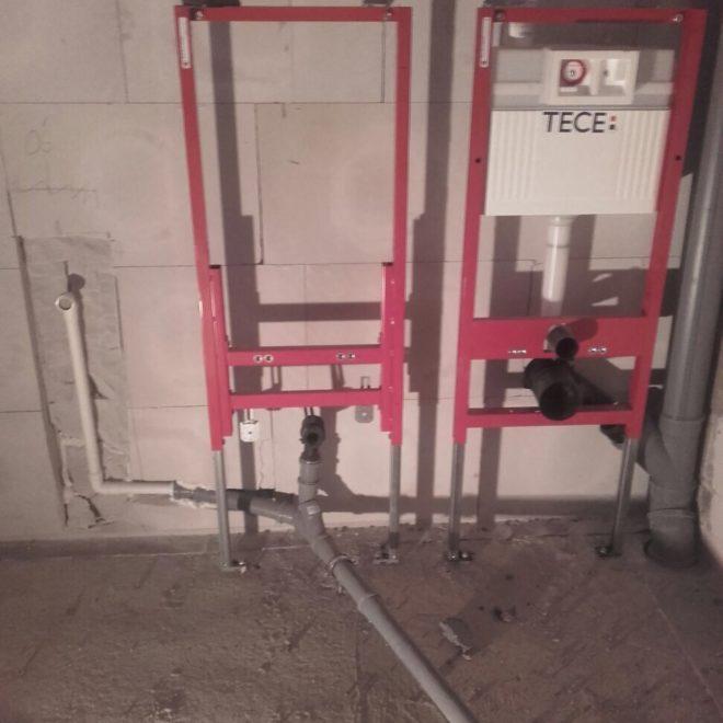 Instalacje sanitarne w Strzegomiu