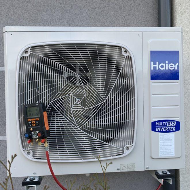 Klimatyzacja Ecocomfortsystem